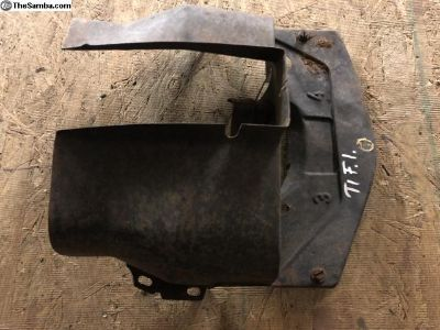 75-79 Type 1 Beetle Fuel Injection Cylinder Tin