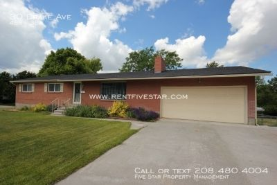 Single family home with tons of updates located on dead end street very close to ISU and Bartz Field. Home has plenty of off-street parking, 2 car garage, 2 living rooms, and washer and dryer provided. Back deck is perfect for entertaining!