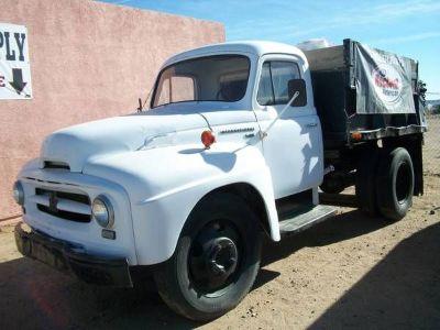 1955 International Dump Truck
