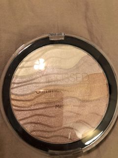 Sunkissed Glimmer compact new 5.00