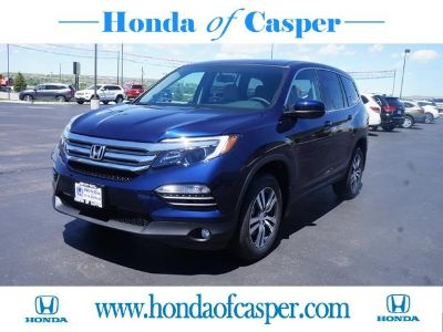 2018 Honda Pilot EX-L (OBSIDIAN BLUE PEARL)