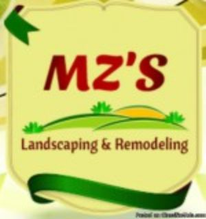 Mz s landscaping..