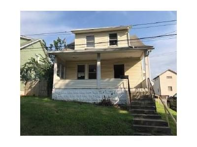 2 Bed 1 Bath Foreclosure Property in Tarentum, PA 15084 - Hazlett St