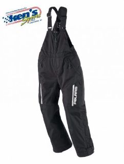 Sell POLARIS Youth Black INSULATED RIPPER Winter Snowmobile Bib / Pants 2865033_ motorcycle in Kaukauna, Wisconsin, United States, for US $89.99