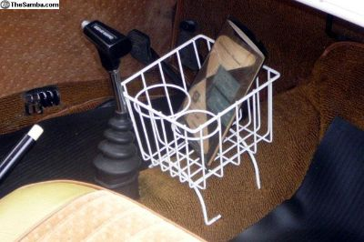 Type 1 3 Center Tunnel Basket Rack / Cup Holders