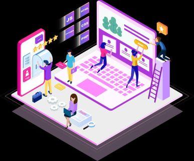 UI UX Design Services - Influxive Autonetics