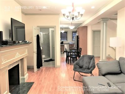 4 bedroom in Fenway-Kenmore