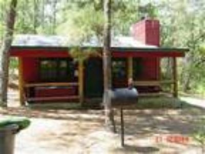 Texas Cabin Rental - Cabin