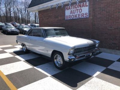 1967 Chevrolet Nova SS Tribute Car (Silver)