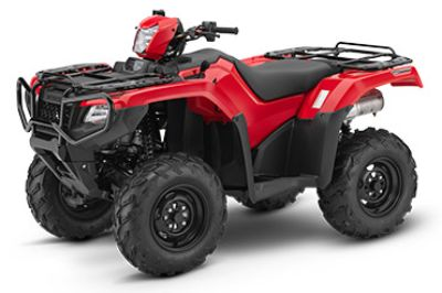 2018 Honda FourTrax Foreman Rubicon 4x4 Automatic DCT EPS Utility ATVs Hollister, CA