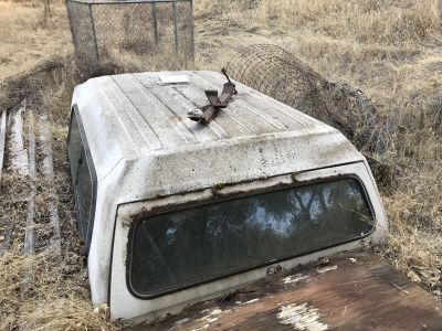 Camper Shell FREE