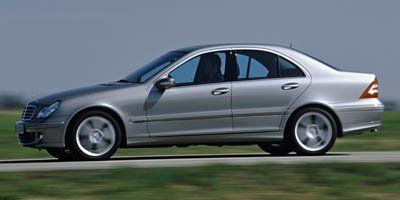 2006 Mercedes-Benz C-Class C280 (Blue)