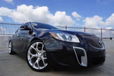 2012 Buick Regal GS w/ 6 Speed Manual