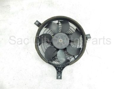 Purchase 03-08 Infiniti FX45 AC Condenser Cooling Single Fan Motor Assembly 21481CG000 motorcycle in Rancho Cordova, CA, United States, for US $90.00