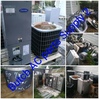 Used AC parts Supply