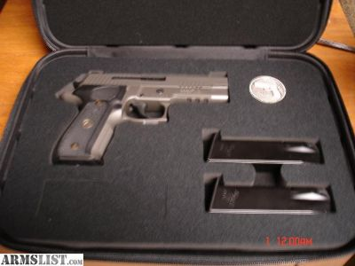 For Sale: SIG LEGION 9 MM