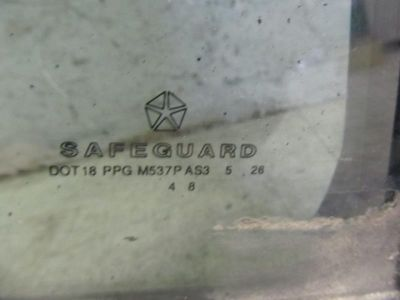 Purchase 93 94 95 96 97 98 JEEP LAREDO LEFT DRIVER REAR DOOR VENT GLASS OEM TINTED motorcycle in Sugar Land, Texas, US, for US $61.59