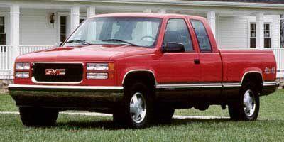 1998 GMC Sierra 1500 SL (Indigo Blue (Met))