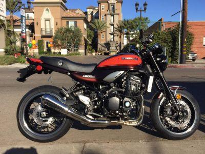 2018 Kawasaki Z900RS Sport Motorcycles Marina Del Rey, CA