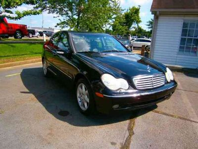 Used 2002 Mercedes-Benz C-Class for sale