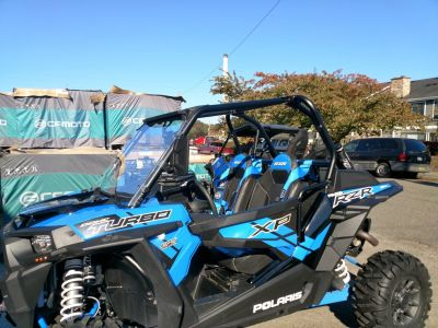 2017 Polaris RZR XP Turbo EPS Sport-Utility Utility Vehicles Monroe, WA