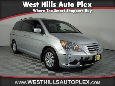 2010 Honda Odyssey EX-L w/DVD (silver)