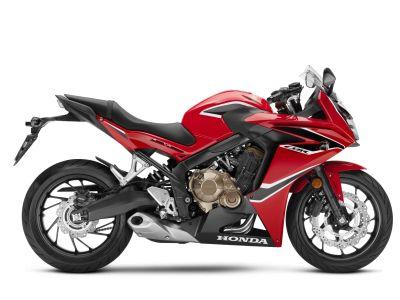 2018 Honda CBR650F Sport Motorcycles Erie, PA