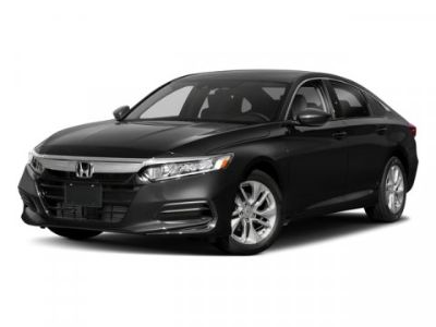 2018 Honda Accord LX (Black)