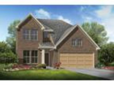 The Palmer II by K. Hovnanian Homes: Plan to be Built