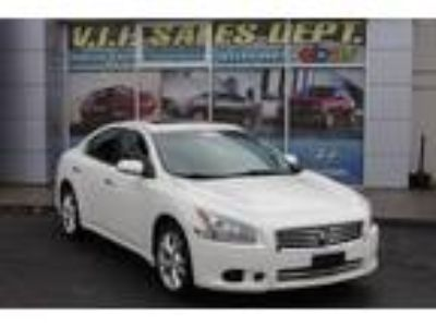 $14488.00 2014 Nissan Maxima with 50980 miles!