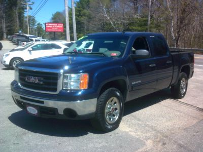 2010 GMC Sierra 1500 SL (Blue)