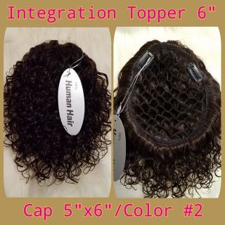 "Integration Topper ""6/ Color #2"