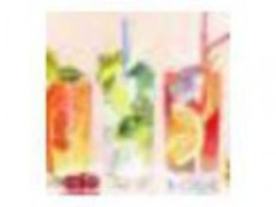 Paint and Sip...Mocktails with June Ramsay
