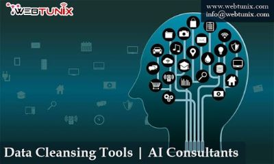 Data cleansing tools | AI consultants