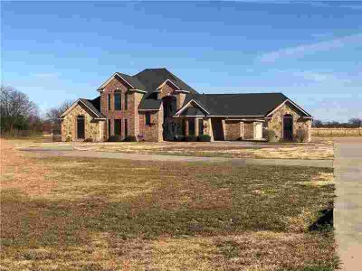5910 State Highway 78 N Farmersville Five BR, Custom brick home