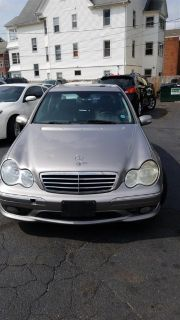2007 Mercedes-Benz C-Class C230 (Pewter Metallic)