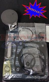 Buy NAMURA STD TOP END KIT 05-09 YZ125 2005-2009 PISTON GASKET 53.95MM YZ 125 motorcycle in Maumee, Ohio, US, for US $69.99