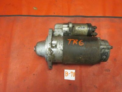 Find Triumph TR6,TR250, Original Lucas Starter Motor, Tested, VGC!! motorcycle in Kansas City, Missouri, United States, for US $69.99