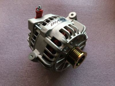 Find Ford Mustang NEW High Output 250 Amp Alternator 1999 - 2003 4.6L V8 Generator motorcycle in Van Nuys, California, United States, for US $135.00