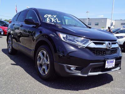 2017 Honda CR-V EX-L (Black)