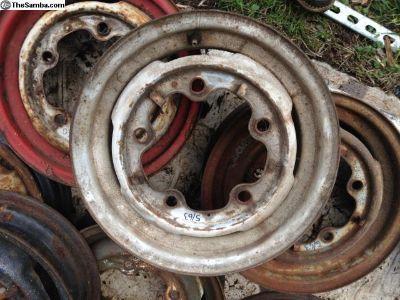 wheel 5/63 23 deluxe turkis velvet 15