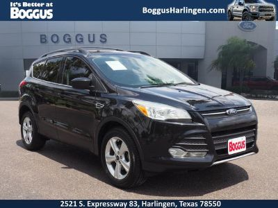 2013 Ford Escape SE (Tuxedo Black Metallic)