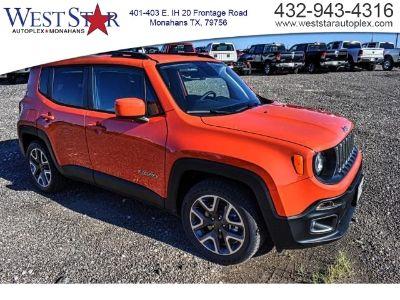 2018 Jeep Renegade (Omaha Orange)