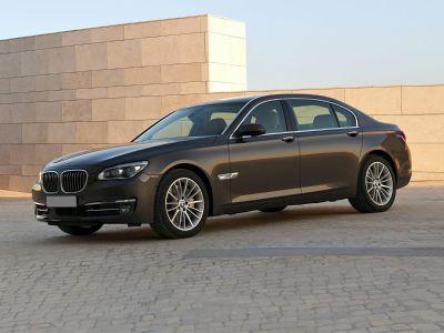 2015 BMW 7-Series 750Li xDrive (Black)