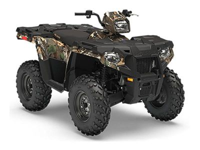 2019 Polaris Sportsman 570 EPS Camo ATV Utility Linton, IN