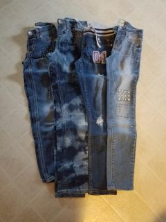 Size 8 Girl Justice Jeans $10 for all
