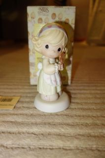 Precious Moments Figurine - pm 689548 - You Have The Sweetest Heart w/box