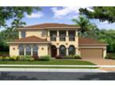 New Construction at 3400 Bella Vista Court, by Taylor Morrison