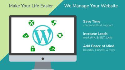 WordPress Web Remote Service - Fixes, Maintenance, Customizations - First Hour Free