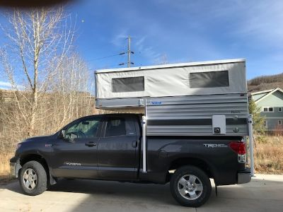 2016 Four Wheel Campers HAWK POP UP